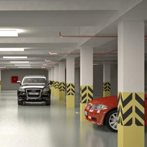 Автостоянки, паркинги Тросны