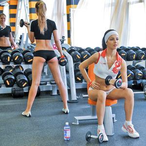 Фитнес-клубы Тросны