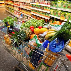 Магазины продуктов Тросны