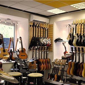 Музыкальные магазины Тросны