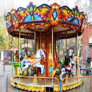Парки культуры и отдыха Тросны