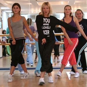 Школы танцев Тросны