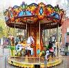 Парки культуры и отдыха в Тросне