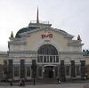 Железнодорожные вокзалы в Тросне