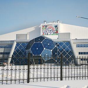 Спортивные комплексы Тросны
