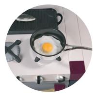 Кафе Бизнес бар - иконка «кухня» в Тросне